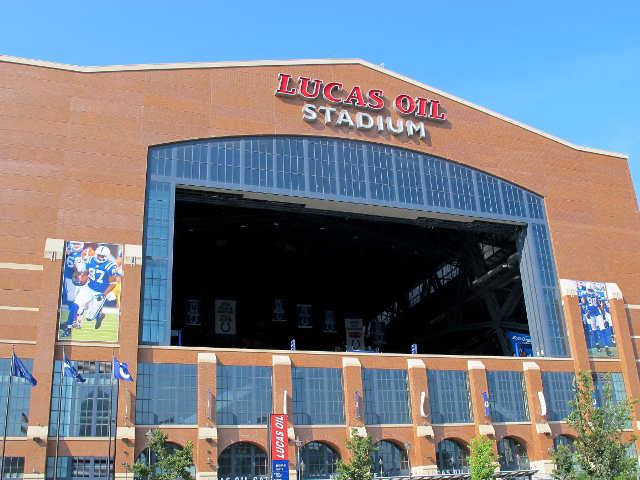 Lucas Oil Stadium: Home of the Indianapolis Colts